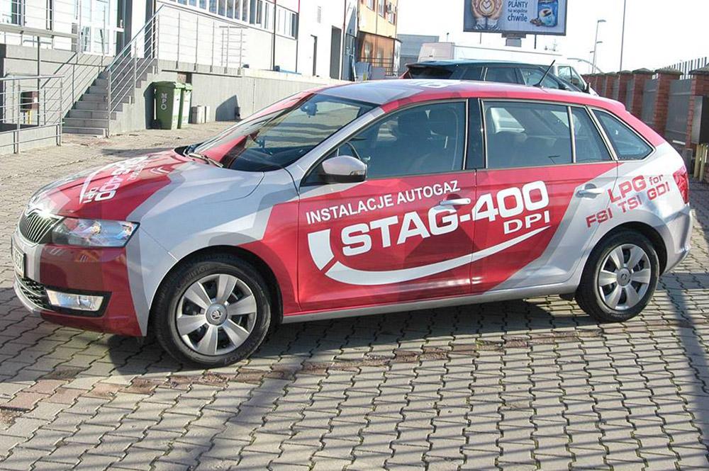 Oklejanie pojazdów Białystok