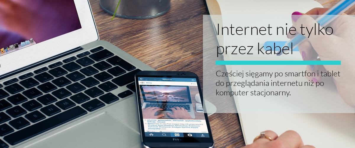 Strony internetowe dopasowane do urządzeń mobilnych Białystok